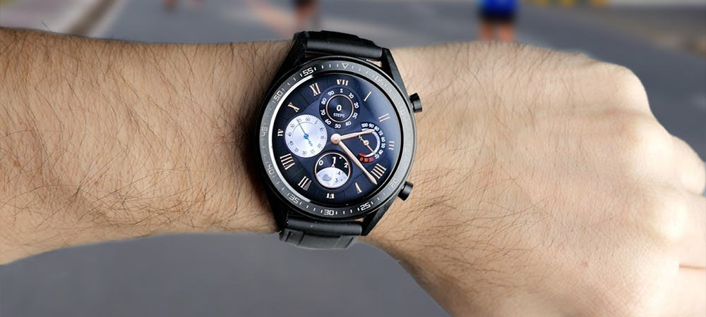 The Huawei Watch G T Will Be Available On Amazon.in From March 19