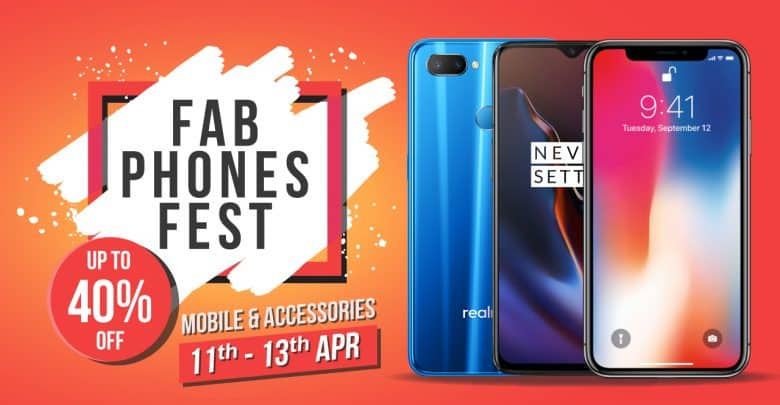 Amazon India Fab Phones Fest Sale Will Start From April 11
