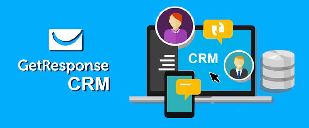 Get Response C R M Is Perfect For Customer Management