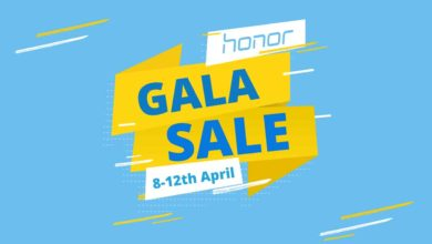 Honor Gala Festival Sale Announce Will Start From April 8