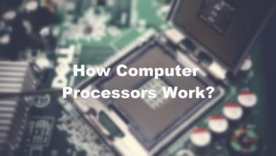 How Computer Processors Work And Give You Enhanced User Experience