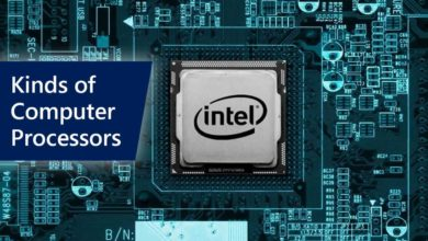 Know How Many Kinds Of Computer Processors Are Available