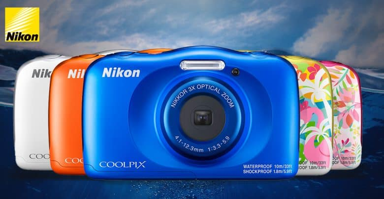 Nikon Coolpix W150 Launched In India With Dust And Water Resistance