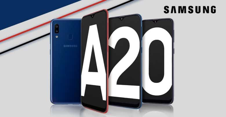 Samsung Galaxy A20 Launched In India With Dual Rear Camera