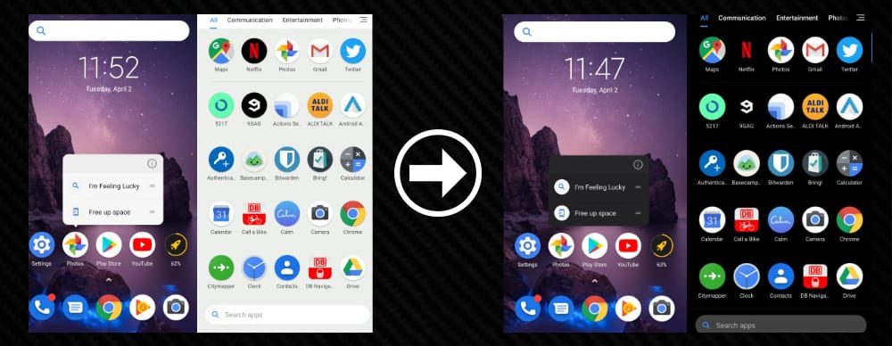 The New Dark Theme Option Is Coming With Most Attractive Features