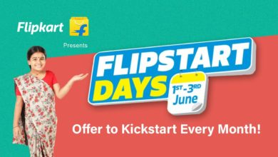 Flipkart Flipstart Days Sale Begins With Attractive Deals And Offers