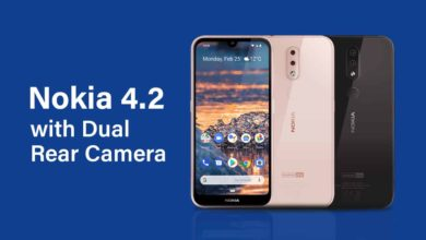 Nokia 4.2 Launch In India Today With Very Attractive Design And Look