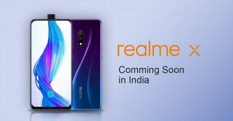 Realme X Will Be Launch In India With Very Attractive Features And Pricing