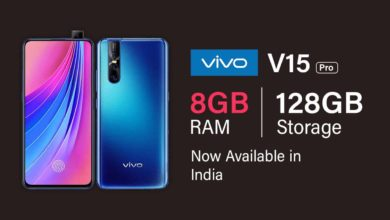 Vivo V15 Pro 8 G B R A M Variant Launched In India With Very Attractive Offers