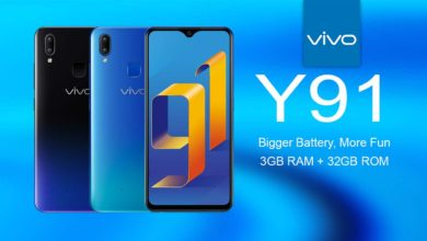 Vivo Y91 3 G B R A M Variant Launched In India With Very Attarctive Design