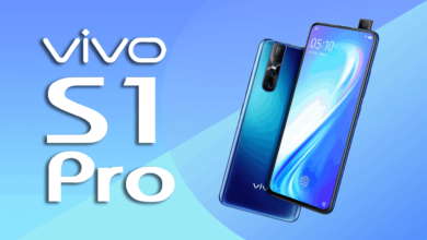Vivo S1 Pro Comes With 32 Megapixel Pop Up Selfie And Triple Rear Camera