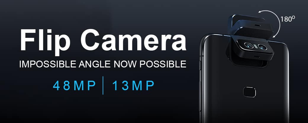 Zen Fone 6 Smartphone Camera Specifications