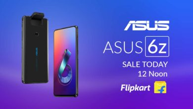 Photo of Asus 6Z Smartphone Is Going To Sale In India Today Via Flipkart