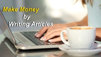 Make Your Passive Income By Your Writing Articles On Freelancing Website