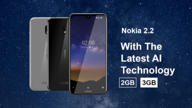 Nokia 2.2 Launched In India As A Budget Smartphone