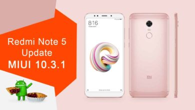 Photo of Redmi Note 5 Update Starting For MIUI 10.3.1 Based On Android 9 Pie