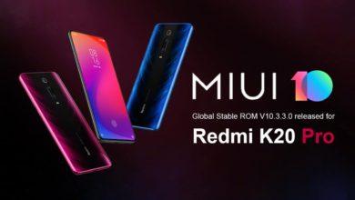 Photo of Redmi K20 Pro Starts Receiving MIUI 10.3.3.0 Update In India