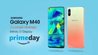 Photo of Samsung Galaxy M40 Gets New Cocktail Orange Colour On Prime Day Sale
