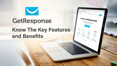 Photo of Know The Key Features And Benefits Of GetResponse Email Marketing Tool