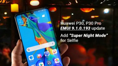 Huawei P30 And P30 Pro E M U I 9.1.0.193 Update Rolled Out In China