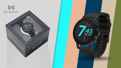 Misfit Vapor X Smartwatch Launched With Wear O S And A M O L E D Display