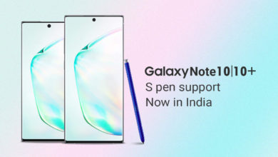 Samsung Launched Galaxy Note 10 And Galaxy Note 10+