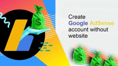 Create Ad Sense Account Without Website