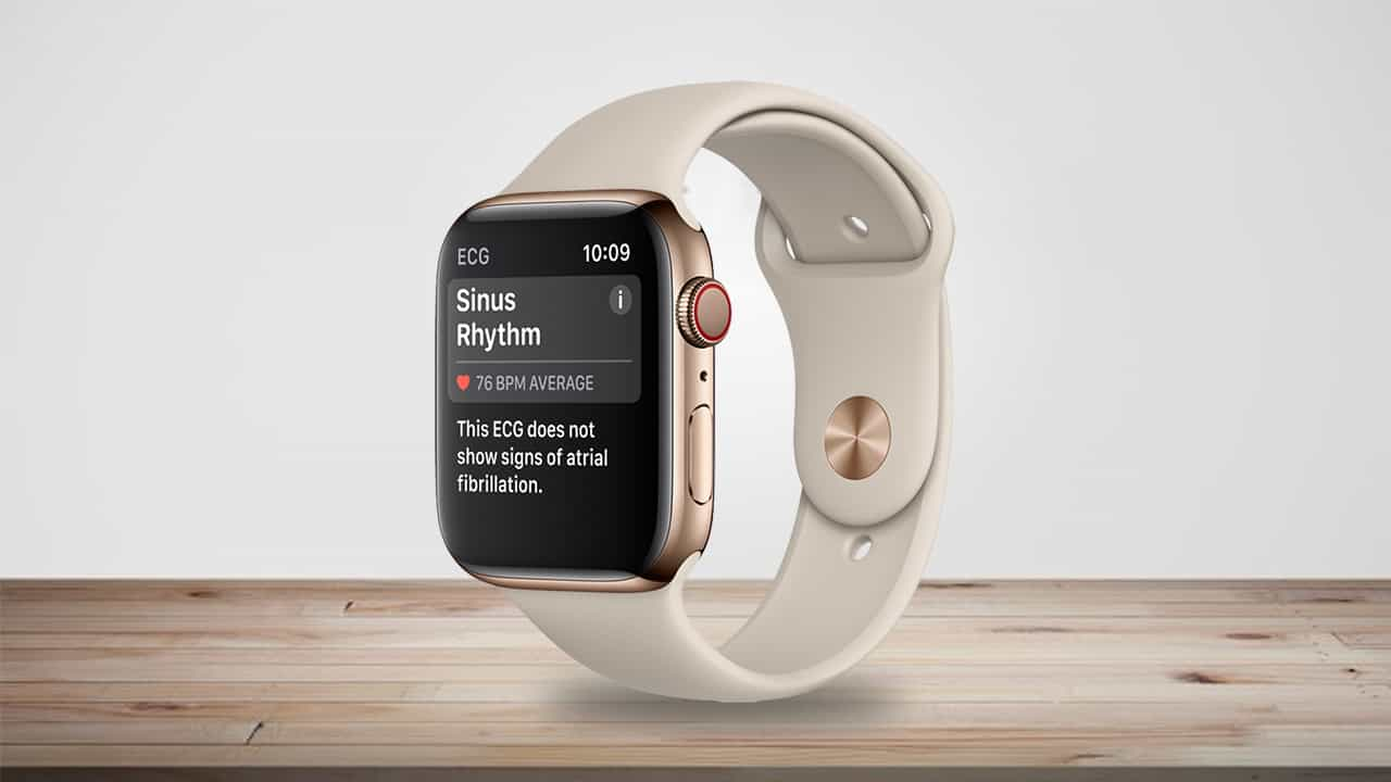 Doctors Hail New Heart Health Tools On Apple Watch