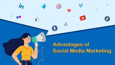 The Advantages Of Social Media Marketing For Your Online Business