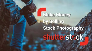 How To Make Money On Shutterstock By Selling Your Photography