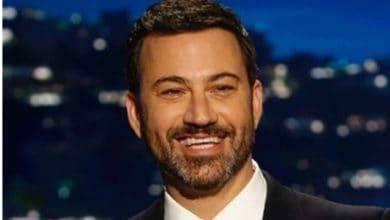 Photo of Jimmy Kimmel gets video mashup of Trump's Baghdadi speech