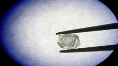 Russian Mine Yields First Diamond Within Diamond