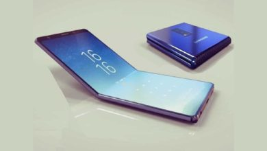 Samsung Has Showed Off New Clamshell Foldable Phone Concept