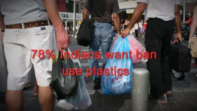 Photo of 78% Indians want complete ban on single use plastics: Survey
