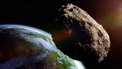 Photo of A first, extraterrestrial sugar found in space rocks