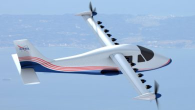 N A S A Has Showcased Its First All Electric Aircraft