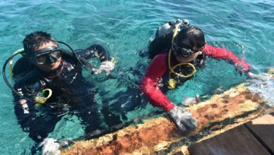 Photo of Sixth-century shipwreck discovered in Cyprus