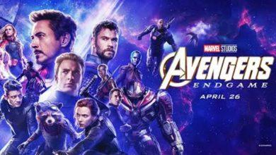 Avengers Endgame Top Film In 2019