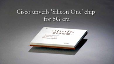 Cisco Silicon One Chip For 5 G Era
