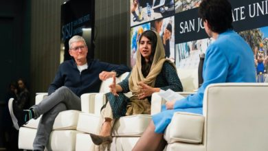 Cook, Malala Discuss Importance Of Teaching Girls