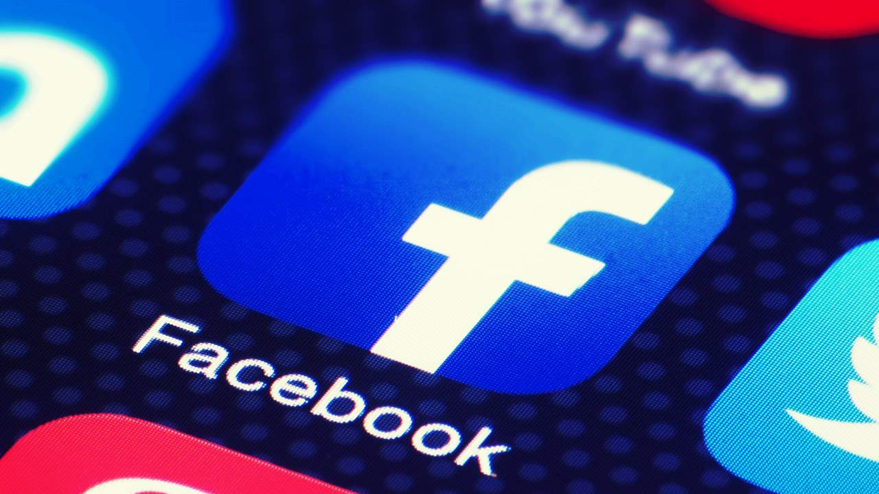 Facebook Sues Chinese Company Over Alleged