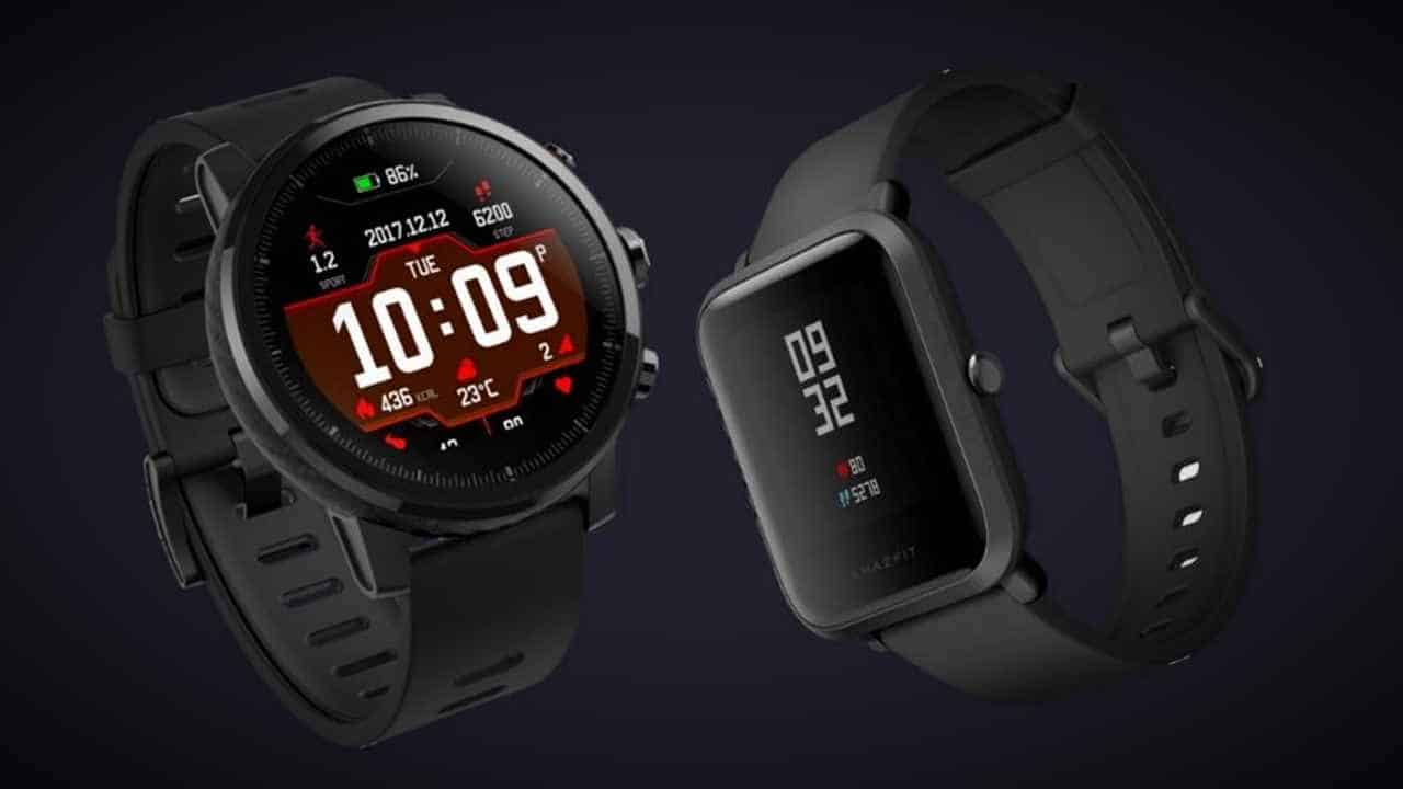 Huami Launches 2 New Smartwatches
