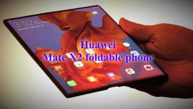 Photo of Huawei Mate X2 foldable phone to arrive in Q3 2020