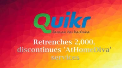 Quikr Discontinues ' At Home Diva' Services
