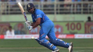 Twitterati Praise Rohit Sharma For Another Batting