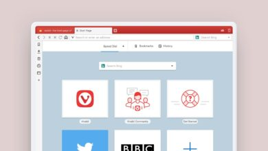 Vivaldi Browser Impersonates Chrome
