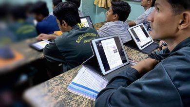 Apple Empowering Students In Burhanpur Pen Success