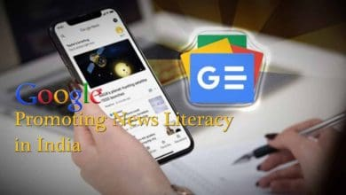 Google Grants Promoting News Literacy In India