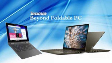 Lenovo Beyond Foldable P C Or 5 G