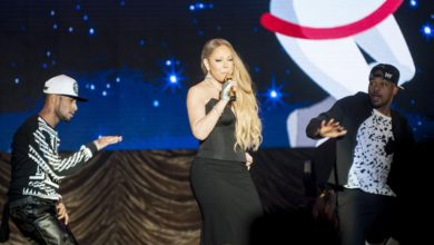 Photo of Mariah Carey's Twitter account hacked with offensive posts